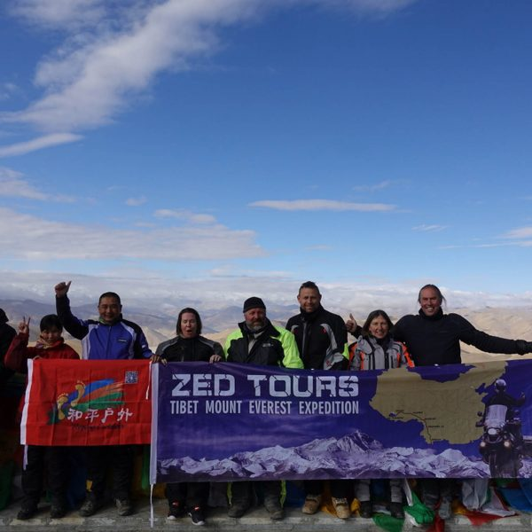 AA Zed Banner small group