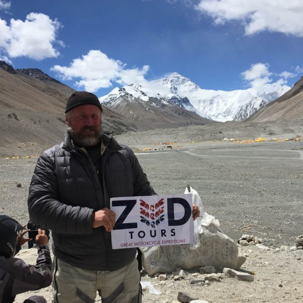 Base Camp and Zed Tours