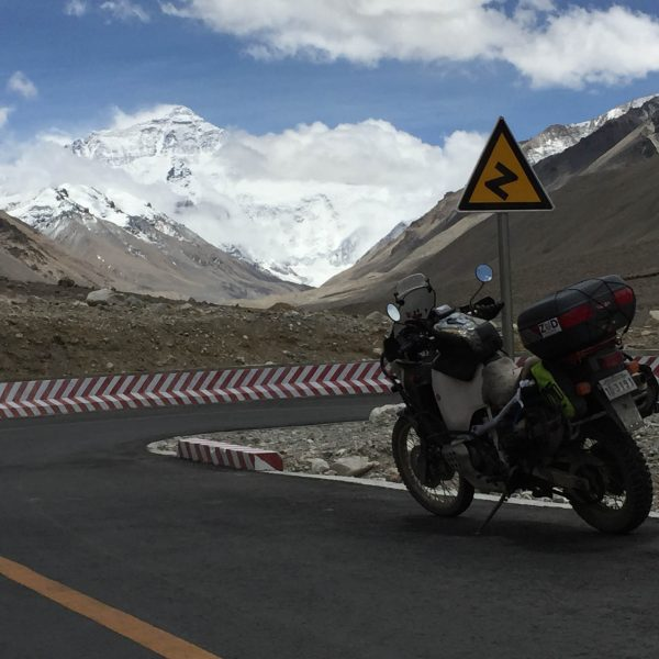Everest and Bike 2
