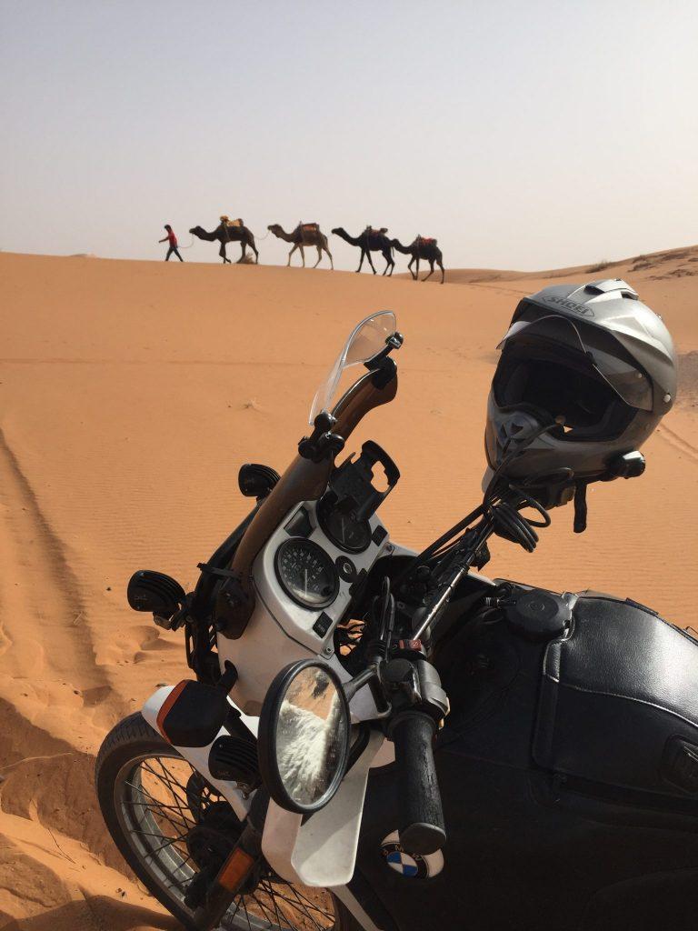 Waddaya Mean It Snows in the Sahara