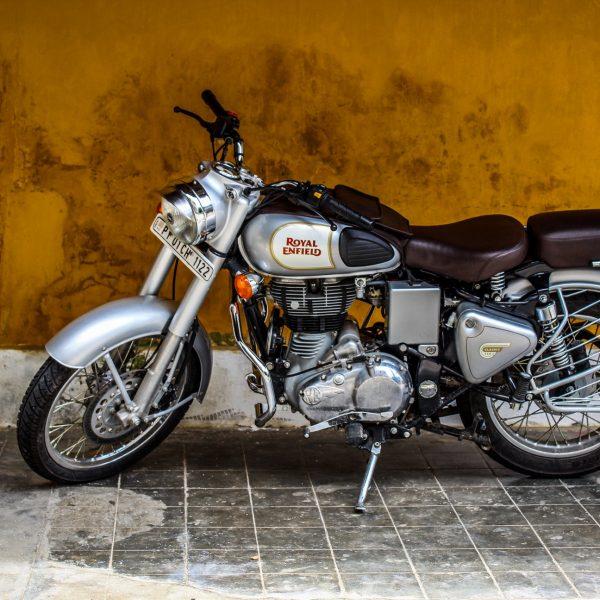 Enfield Motorcycle